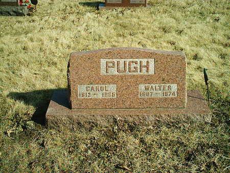 PUGH, WALTER - Monroe County, Iowa | WALTER PUGH