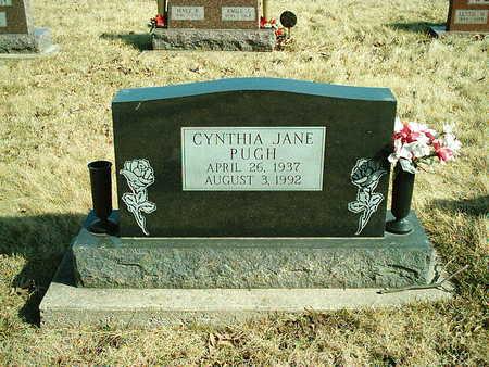 PUGH, CYNTHIA - Monroe County, Iowa | CYNTHIA PUGH