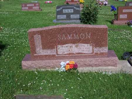 SAMMON, OPAL P. - Monroe County, Iowa | OPAL P. SAMMON