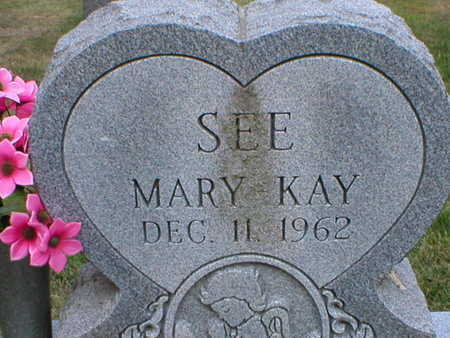 SEE, MARY - Monroe County, Iowa | MARY SEE
