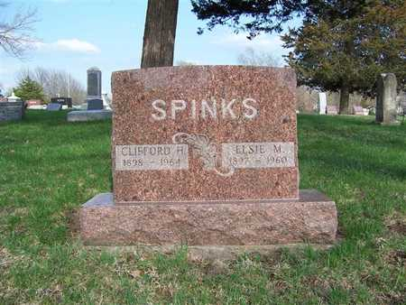 SMITH SPINKS, ELSIE M. - Monroe County, Iowa | ELSIE M. SMITH SPINKS