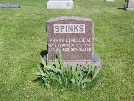 SPINKS, FRANK I - Monroe County, Iowa | FRANK I SPINKS