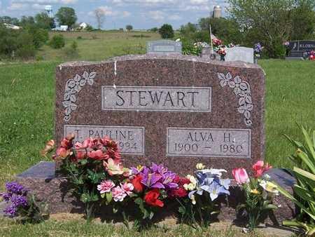 HARBISON STEWART, T. PAULINE - Monroe County, Iowa | T. PAULINE HARBISON STEWART