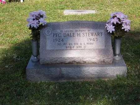 STEWART, DALE H. - Monroe County, Iowa | DALE H. STEWART