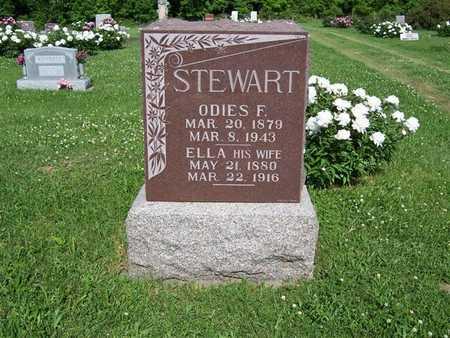 KIRK STEWART, ELLA - Monroe County, Iowa | ELLA KIRK STEWART