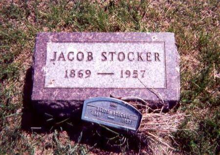 STOCKER, JACOB - Monroe County, Iowa | JACOB STOCKER