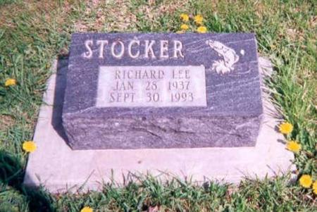 STOCKER, RICHARD LEE - Monroe County, Iowa | RICHARD LEE STOCKER