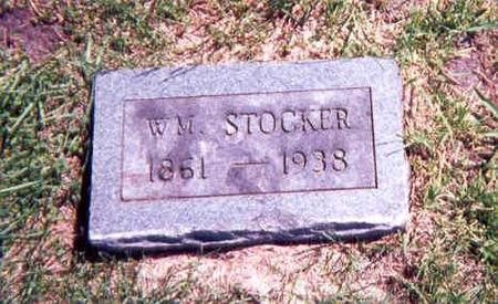 STOCKER, WM (WILLIAM) - Monroe County, Iowa | WM (WILLIAM) STOCKER