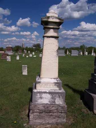 TELLER, HENRY - Monroe County, Iowa | HENRY TELLER