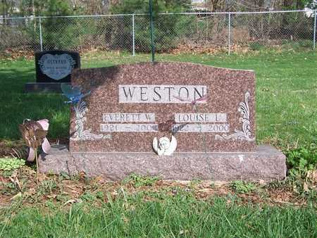 WESTON, LOUISE L. - Monroe County, Iowa | LOUISE L. WESTON