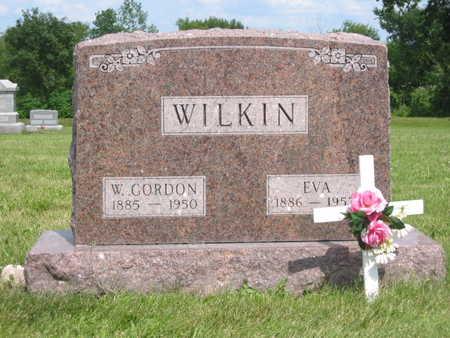 WILKIN, EVA - Monroe County, Iowa | EVA WILKIN