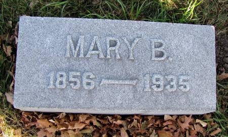 ALGER, MARY - Montgomery County, Iowa | MARY ALGER
