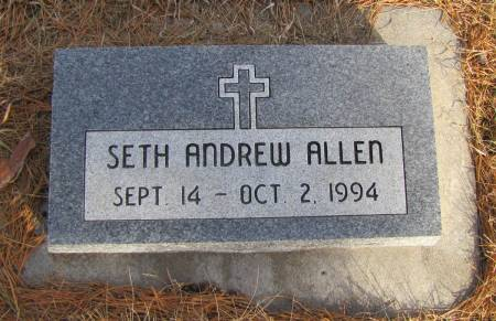 ALLEN, SETH ANDREW - Montgomery County, Iowa | SETH ANDREW ALLEN