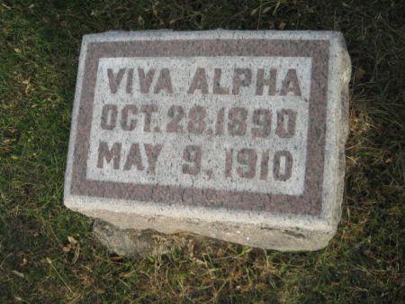 BOLT, VIVA ALPHA - Montgomery County, Iowa   VIVA ALPHA BOLT