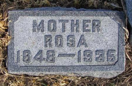 BOYER, ROSANA - Montgomery County, Iowa | ROSANA BOYER