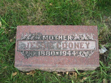 COONEY, JESSIE - Montgomery County, Iowa   JESSIE COONEY