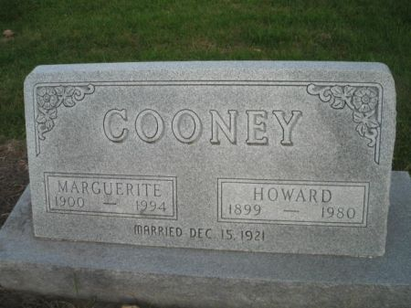 COONEY, MARGUERITE - Montgomery County, Iowa | MARGUERITE COONEY