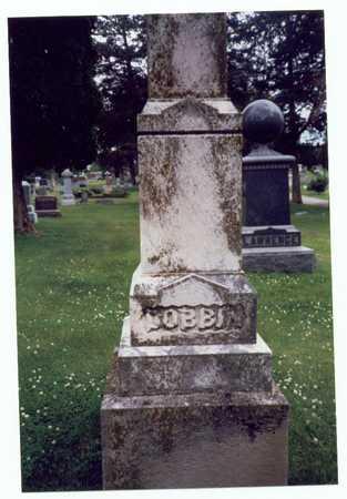 DOBBIN, MARKER - Montgomery County, Iowa | MARKER DOBBIN