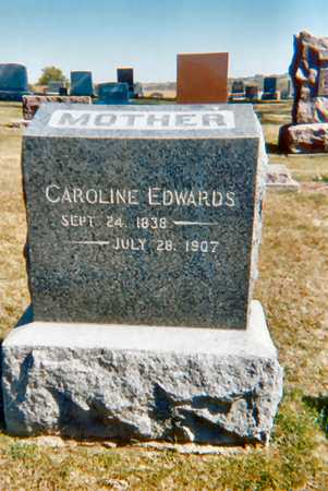 EDWARDS, CAROLINE - Montgomery County, Iowa | CAROLINE EDWARDS