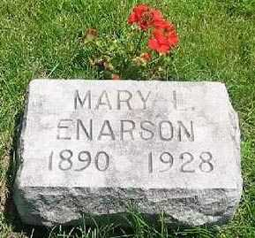 ENARSON, MARY I. - Montgomery County, Iowa | MARY I. ENARSON