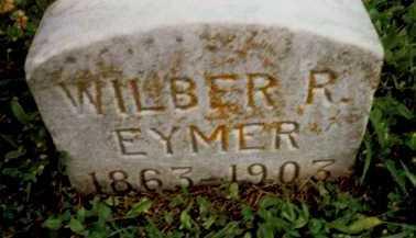 EYMER, WILBUR R. - Montgomery County, Iowa | WILBUR R. EYMER