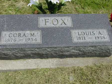 FOX, LOUIS ARTHUR - Montgomery County, Iowa | LOUIS ARTHUR FOX