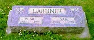 GARDNER, SAMUEL L - Montgomery County, Iowa | SAMUEL L GARDNER
