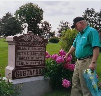 GUSTAFSON, CHILDREN OF CHARLES & CLARA - Montgomery County, Iowa | CHILDREN OF CHARLES & CLARA GUSTAFSON