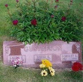 GUSTAFSON, FORREST - Montgomery County, Iowa | FORREST GUSTAFSON