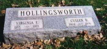 HOLLINGSWORTH, CULLEN D - Montgomery County, Iowa | CULLEN D HOLLINGSWORTH
