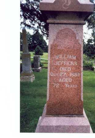 JEFFERS, WILLIAM - Montgomery County, Iowa | WILLIAM JEFFERS