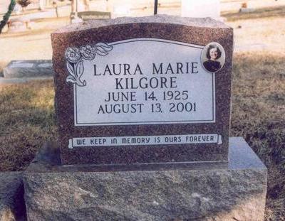 KILGORE, LAURA MARIE - Montgomery County, Iowa | LAURA MARIE KILGORE
