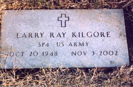 KILGORE, LARRY RAY - Montgomery County, Iowa | LARRY RAY KILGORE