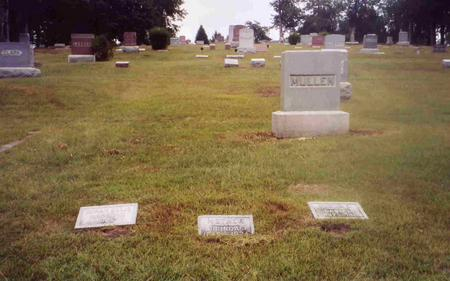 MULLEN, LUCINDA JANE - Montgomery County, Iowa | LUCINDA JANE MULLEN