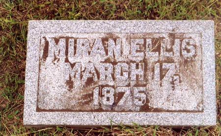 MULLEN, MIRAN ELLIS - Montgomery County, Iowa | MIRAN ELLIS MULLEN