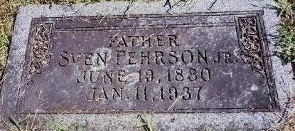 PEHRSON, SVEN, JR. - Montgomery County, Iowa | SVEN, JR. PEHRSON