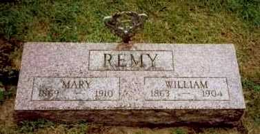 REMY, WILLIAM - Montgomery County, Iowa | WILLIAM REMY
