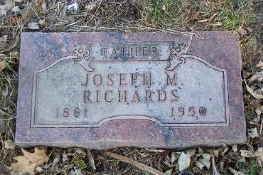 RICHARDS, JOSEPH M. - Montgomery County, Iowa | JOSEPH M. RICHARDS