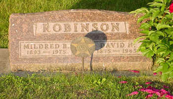 ROBINSON, MILDRED BERNICE - Montgomery County, Iowa | MILDRED BERNICE ROBINSON