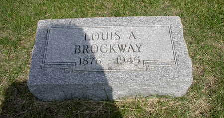 BROCKWAY, LOUIS A. - Muscatine County, Iowa | LOUIS A. BROCKWAY