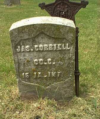 CORIELL, JAMES - Muscatine County, Iowa | JAMES CORIELL