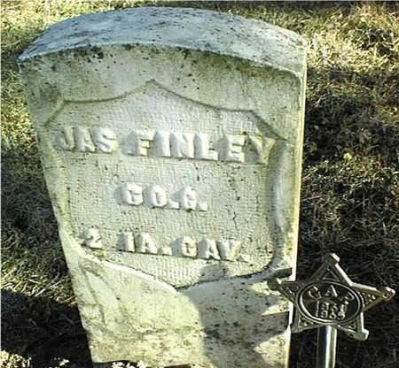 FINLEY, JAS. - Muscatine County, Iowa | JAS. FINLEY
