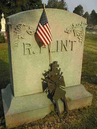 FLINT, RICHARD - Muscatine County, Iowa | RICHARD FLINT