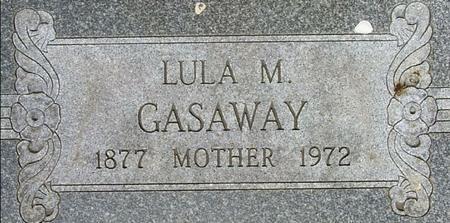 GASAWAY, LULA M. - Muscatine County, Iowa | LULA M. GASAWAY