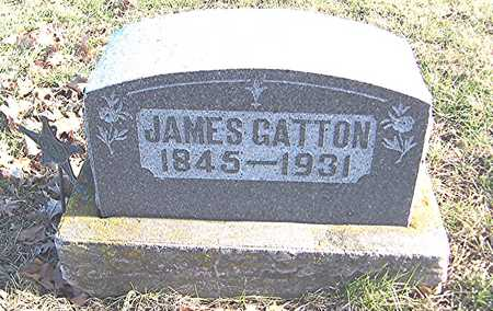 GATTON, JAMES - Muscatine County, Iowa | JAMES GATTON