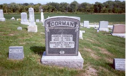GORMAN, MARGARET - Muscatine County, Iowa | MARGARET GORMAN