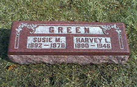 GREEN, HARVEY - Muscatine County, Iowa | HARVEY GREEN