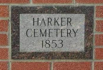 HARKER, CEMETERY - Muscatine County, Iowa | CEMETERY HARKER