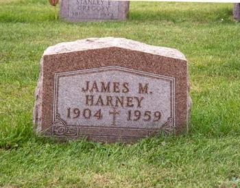 HARNEY, JAMES - Muscatine County, Iowa   JAMES HARNEY
