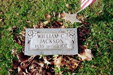 JACKSON, WILLIAM C. - Muscatine County, Iowa | WILLIAM C. JACKSON